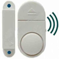 Wireless Home Door Window Motion Detector Burglar Entry Security Alarm System