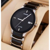 Buy Rado Watches For Men Rado Black silver in Just Rs. 899