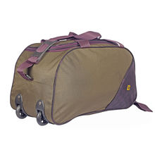 Buy Top Gear Combat 20inch Duffle Bag with Wheels Just Rs. 199