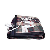 Comfort Double Bed Electric Blanket - Multicolor in Just Rs 2549