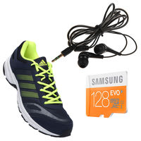 Branded Shoes Any One Luck By Chance With 128gb Memory card and Earphone in Just Rs. 999 Only, 7