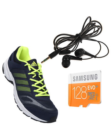 Branded Shoes Any One Luck By Chance With 128gb Memory card and Earphone in Just Rs. 999 Only
