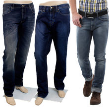Buy 3 Branded Jeans in just rs. 999 only, 30