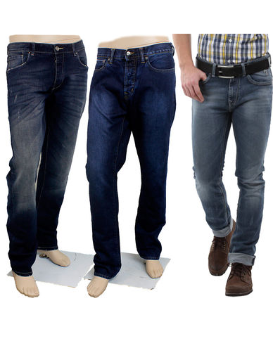 Buy 3 Branded Jeans in just rs. 999 only