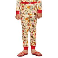 Sweet Tooth PJ pants, cream, 10