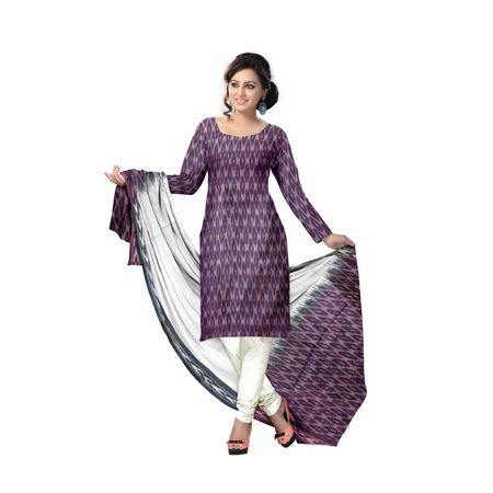 OSS094: Salwar set and Dupatta for office wear