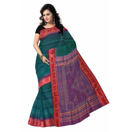 OSS5010: katki silk sarees without blouse piece best for Official Function