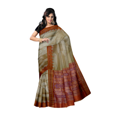 OSS5004: katki silk sarees from Bhubaneswar Odisha shopping