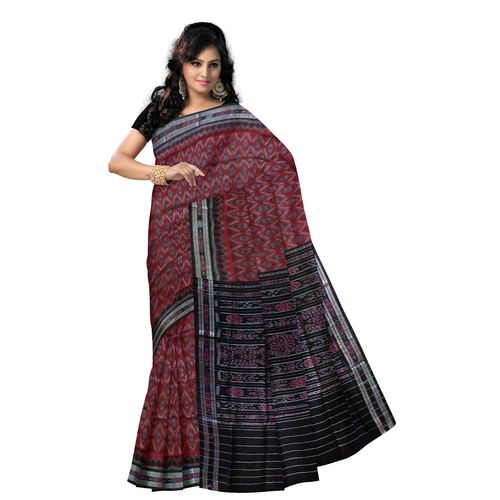 OSS2023: Cotton Saree made in Nuapatna Kataka with Ikat technique