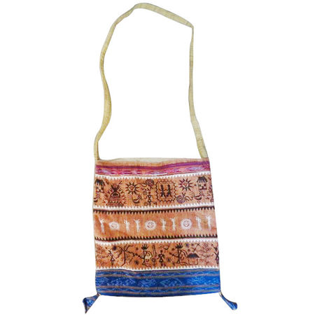 OSS8201 Handloom shoulder bag