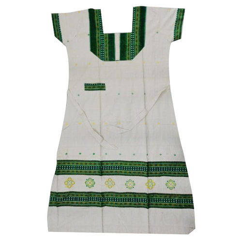 OSS3584: handloom Nighty for Girls and Women in india