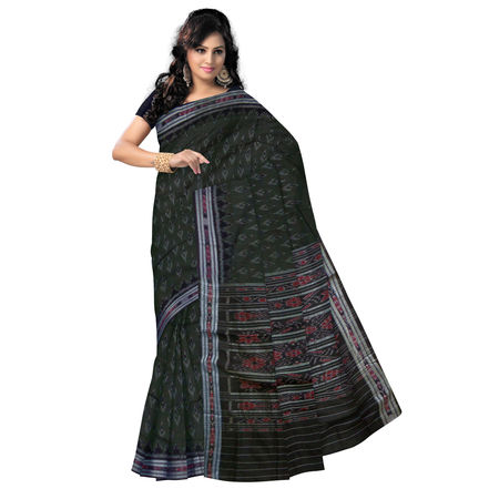 OSS1003: Odisha handloom cotton sarees online shopping.