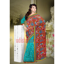 OSSWB043: Gift saree to your lovely wife.