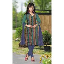 OSSWB0103: West Bengal unstitched dress material online
