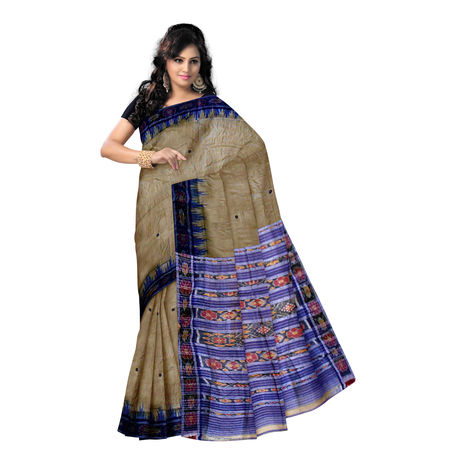 OSS006: Tussar Silk Saree