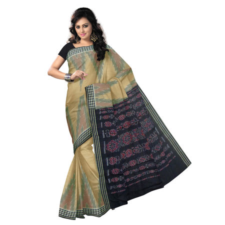OSS7415: Odisha handwoven best design cotton saree