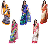 Vikasha 5 Bhagalpuri Saree Collection