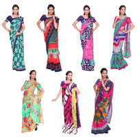 Spoorthy 7 Sarees Collection