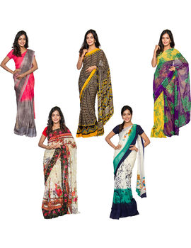 Maya 5 Saree Collections