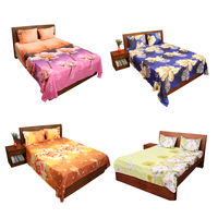 Luxuria 4 Sets Floral Bed Spread Collection