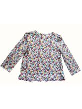Girls Floral Top, 24-36 Months