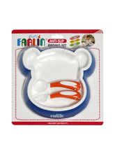 FARLIN Feeding Set - BLUE