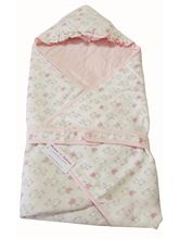 Beautiful Printed Hooded Baby Wrappers That Keeps ...