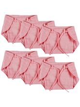 Advance Baby Nappy - Pink (Pack Of 6) - Large