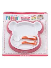 FARLIN Feeding Set- PINK