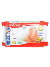 Pigeon - Baby Wipes Alcohol Free, 80wipes