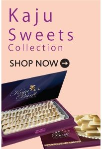 Kaju Sweets Collection