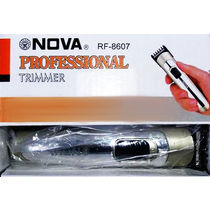 Nova Rechargeable Professional Hair Trimmer 8607   H8TC1