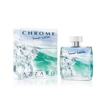 Azzaro Chrome Summer Limited Edition By Azzar For Men