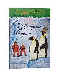 Eve of the Emperor Penguin: A Merlin Mission[ With Sticker(s) ]