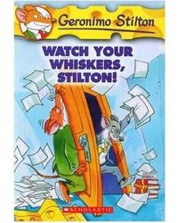 Geronimo# 17: Watch Your Whisk