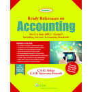 PADHUKA'S READY REFERENCER ON ACCOUNTING FOR CA INTER (IPC) GROUP I, For May 2015 onwards