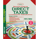 Padhuka' s Practical Guide on Direct Taxes (CA Final) (For May 2016 & Nov 2016)