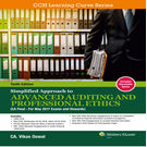 Simplified Approach to Advanced Auditing and Professional Ethics- CA Final, 10E
