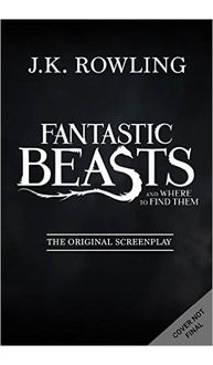 Fantastic Beasts and Where to Find Them: The Original Screenplay Hardcover– 19 Nov 2016