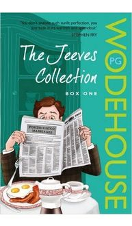 Jeeves Boxed Set One