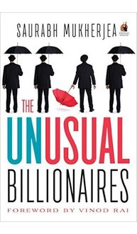 The Unusual Billionaires Hardcover– 17 Aug 2016