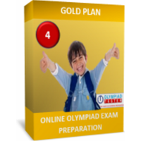 Class 4- NSO IMO preparation- GOLD PLAN ( online sample mock tests, LIVE global tests, question bank and more)