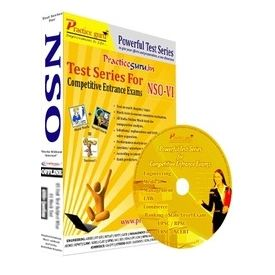 Class 6- NSO Olympiad preparation- (1 CD Pack)