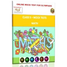 Class 5, Online topic wise tests for Math Olympiad- MOT