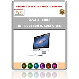 Class 2, Introduction to computers, Online test for Cyber Olympiad