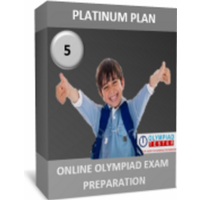 Class 5- IMO NSO preparation- PLATINUM PLAN