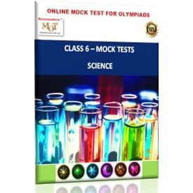 Class 6, National Science Olympiad (NSO) online practice tests