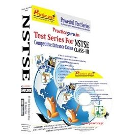 Class 2- NSTSE Olympiad preparation- (1 CD Pack)