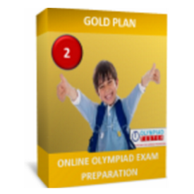 Class 2- IMO Preparation- Gold Plan (Online mock tests, sample tests and printable worksheets)