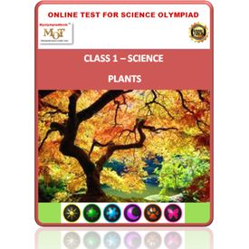 Class 1- Plants- Online test for Science Olympiad